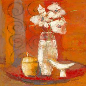 Bouquet à la coupe blanche