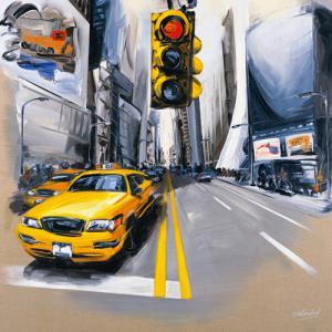 New York - Feu Rouge II