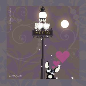 Lover by Lover - Paris by Night