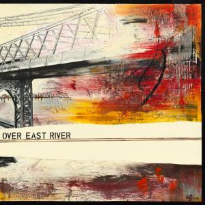 Walk Over East River II
