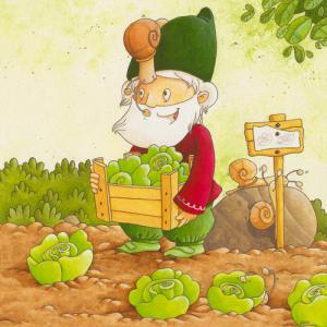 Le nain jardinier