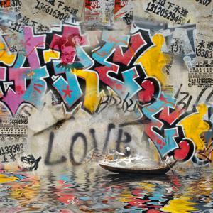 Impressions urbaines: love