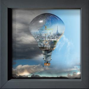 Rêve de cité: Paris, ville lumière