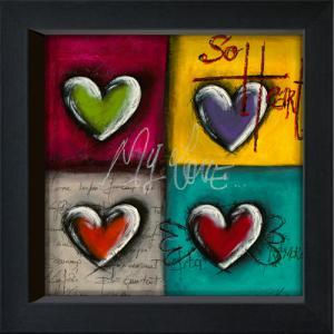 Coeurs en Couleurs II