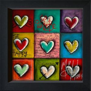 Coeurs en Couleurs III