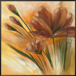 Fleur brune II