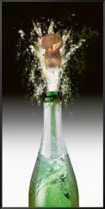 Splashing Cork I