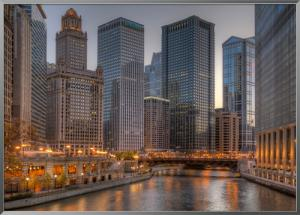 Peaceful Chicago