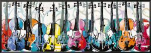 Variation for Violins