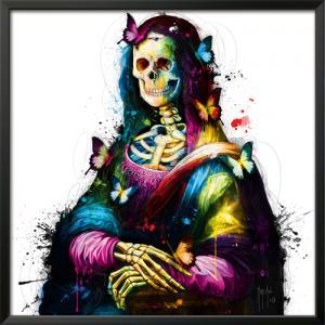 Da Vinci Skull