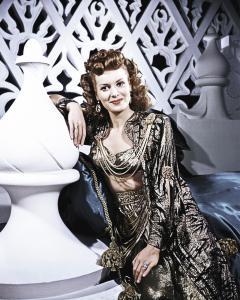 Maureen O`Hara in Sinbad the Sailor