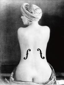 Le Violon d´Ingres, 1924