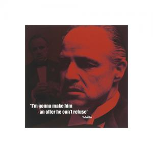The Godfather (I Quote)