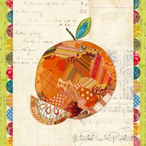 Fruit Collage IV