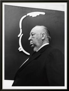 Promotional Still - Alfred Hitchcock