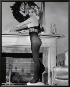 Marilyn Monroe - Christmas Stockings