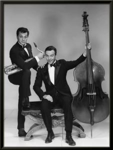 Some Like it Hot - Tony Curtis and Jack