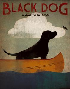 Black Dog Canoe
