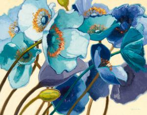Le Pavots Bleu