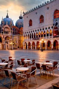 Piazza San Marco at Sunrise 2