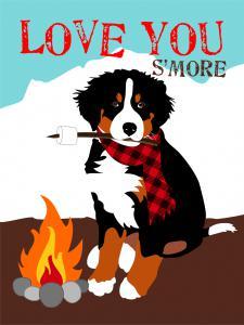 Bernese Mountain Dog - Love You