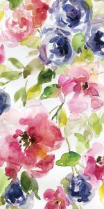 Watercolor Cascade I