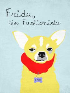 Frida the Fashionista Chihuahua