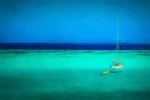 Grenadines Sailboat