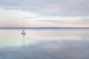 Sailboat in Bellingham Bay I