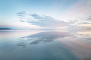 Bellingham Bay Clouds Reflection I