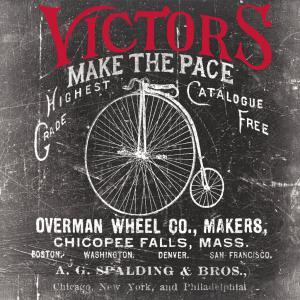 Antique Bicycle I