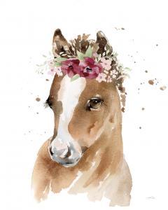 Floral Pony
