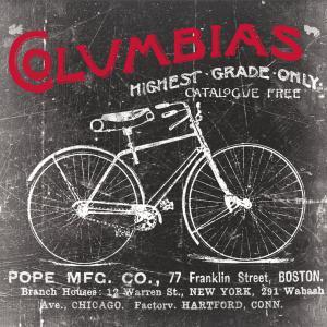 Antique Bicycle II