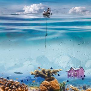 Ma cabane sous la mer