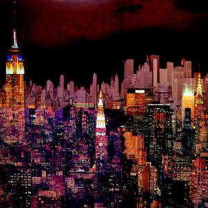 New York by Night I