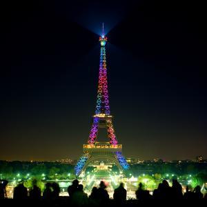 Eiffel Tutti Frutti