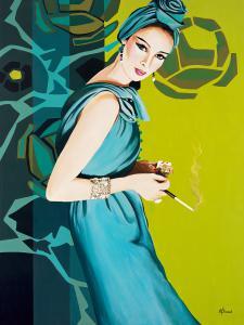 Femme Cigarette