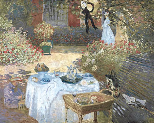 Le Déjeuner 1872