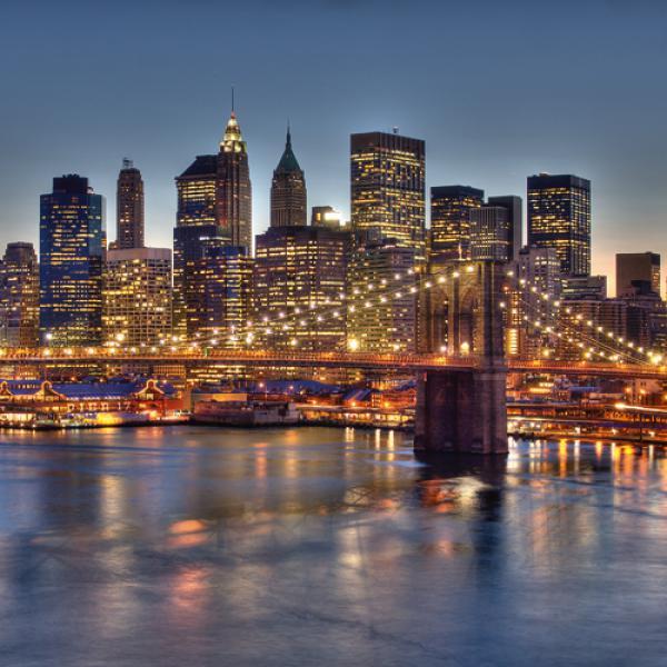 Manhattan Bridges