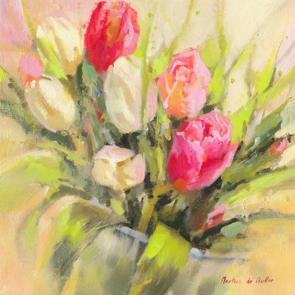 Tulipes en abondance