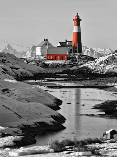 Leuchtturm Hamaro