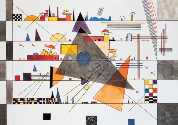 Horizontale, 1924