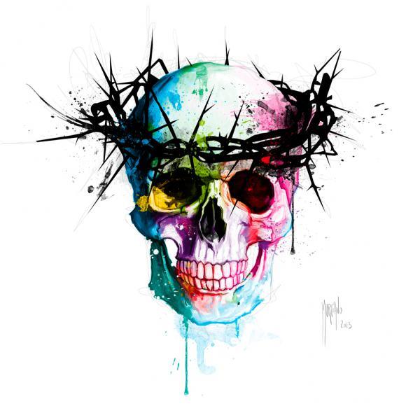 Jesus´ Skull