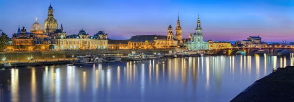 Elbpanorama Dresden I