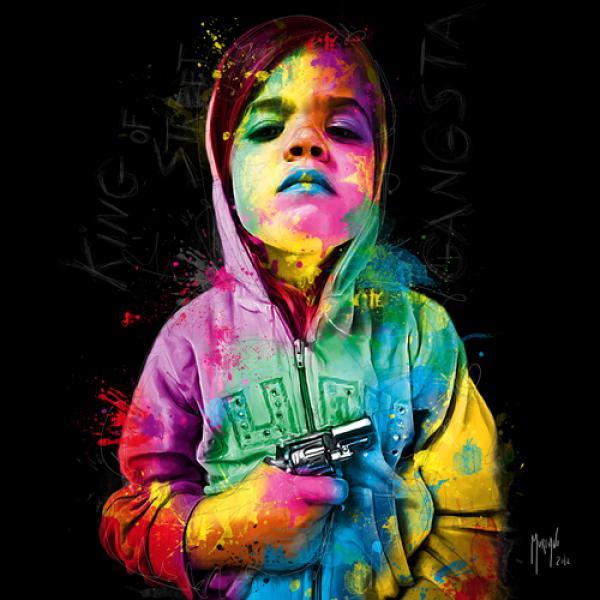 Gangsta Child, King of Street