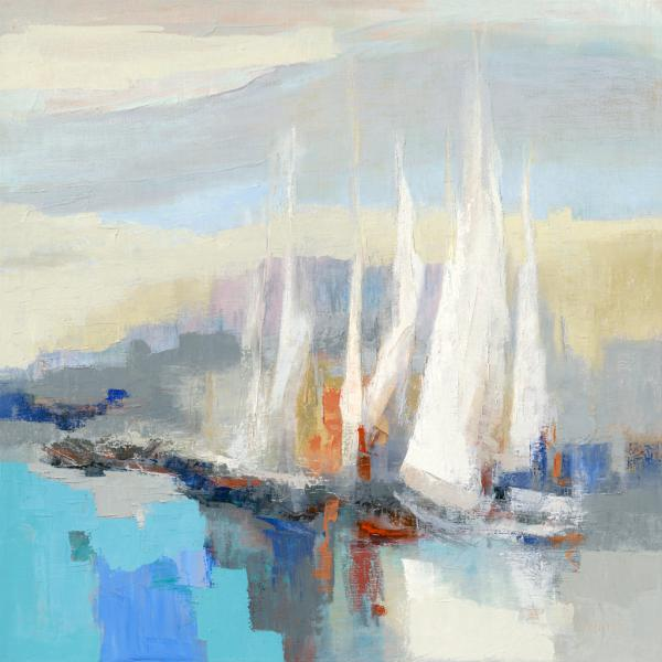Voiles blanches II