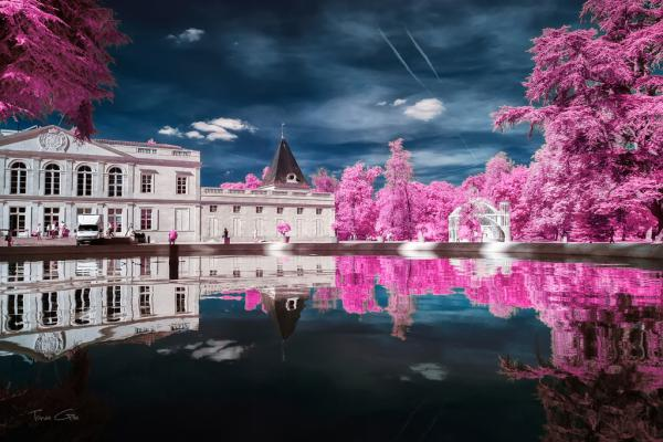 Gradignan's City Hall, France