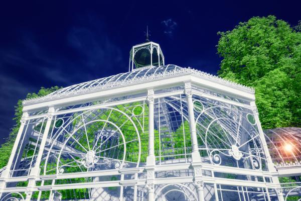Glasshouse by Eiffel