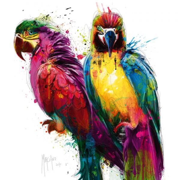 Tropical Colors I