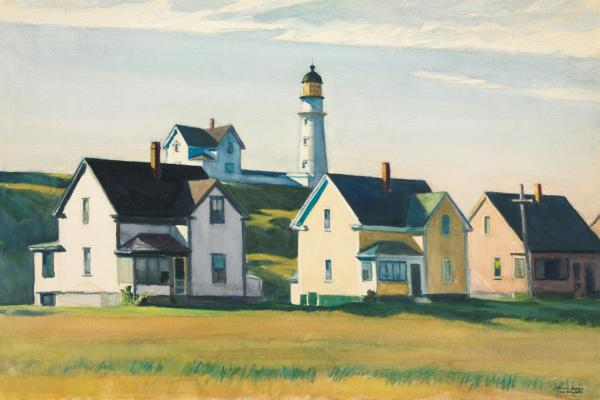 Lighthouse Village (also known as Cape E